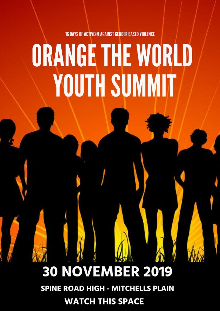 Orange The World Youth Summit 2019
