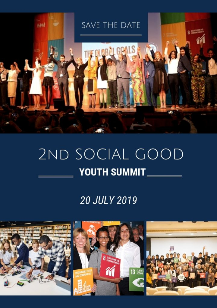 2nd Social Good Youth Summit 2019