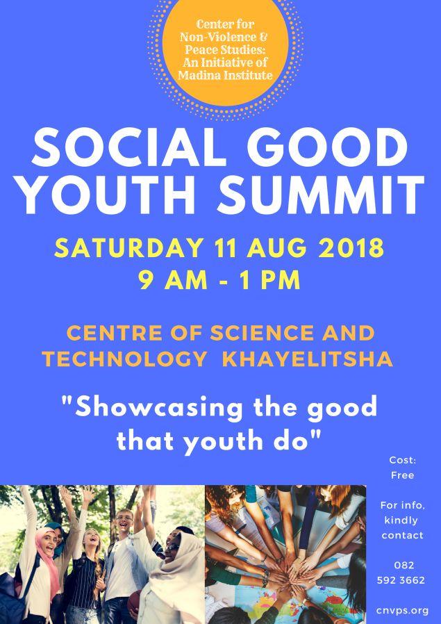 Social Good Youth Summit