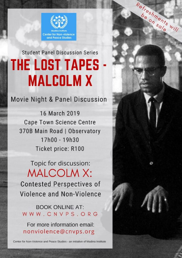 The Lost Tapes – Malcolm X